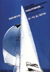 Gallay Michel - Salon Nautisme et Plein Air Geneve