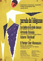 Piatti Celestino - Parade de l'élégance