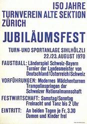 Anonym - Jubiläumsfest