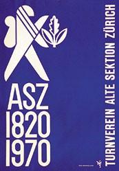 Diggelmann Alex Walter - ASZ - Turnverein