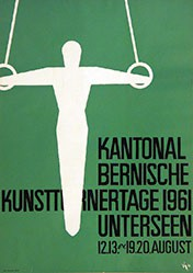 Diggelmann Alex Walter - Kantonal Bernische Kunstturnertage