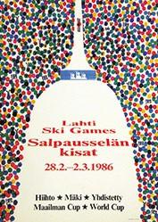 Kirjapaino Esan - Lahti Ski Games