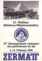Anonym - Walliser Skilehrer-Meisterschaften