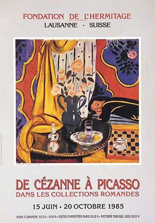 Anonym - De Cézanne à Picasso