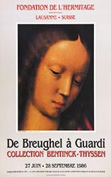 Anonym - De Breugel à Guardi