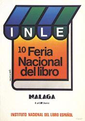 Miguelde Maria - Feria Nacional del libro Malaga