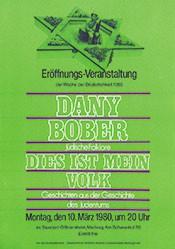 Anonym - Dany Bober - Jüdische Folklore