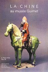 Pfaffli Bruno - La chine au musée Guimet