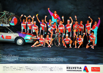 Anonym - Radsport Team Helvetia