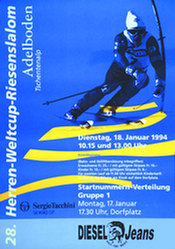Buob und Schiess - Herren-Weltcup