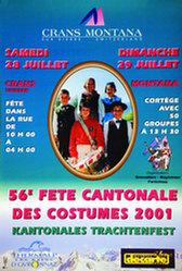 Anonym - Fête Cantonale des Costums