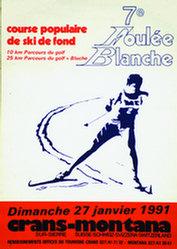 Anonym - Foulée Blanche