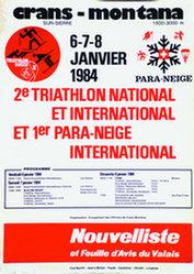 Anonym - Triathlon Crans-Montana