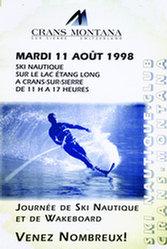 Anonym - Ski Nautique et de Wakeboard