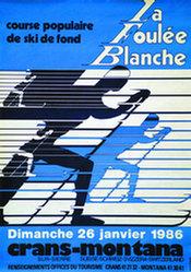 Heutte Bernard - Foulée Blanche