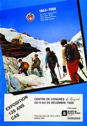 Anonym - Exposition 125 ans cas - Alpen-Club