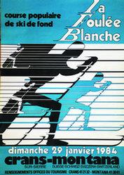 Heutte Bernard - Foulée Blanche,Crans-Montana