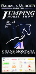 Anonym - Jumping Horse Show
