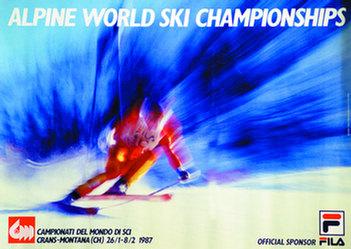 Tipostampa - Alpine World Ski Championships