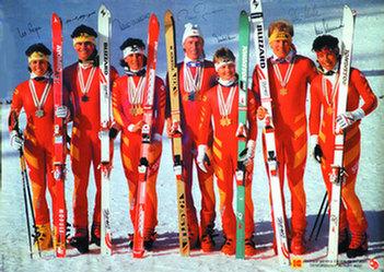 Dutoit Philippe (Foto) - Kodak,Ski-Team alpin