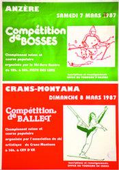 Anonym - Compétition de Bosses / Ballet