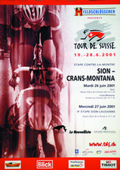 Anonym - Tour de Suisse