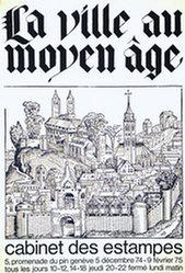 Ducret Philippe - La ville au moyen age