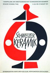 Clare Etienne - Schweizer Keramik