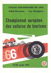 Hartmann Hans - Championnat européen des voitures de tourisme
