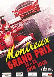 Bichard W. - Grand Prix Montreux