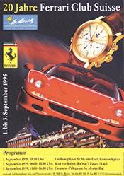 Anonym - 20 Jahre Ferrari Club Suisse