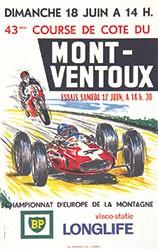 Anonym - Course de Côte du Mont-Ventoux