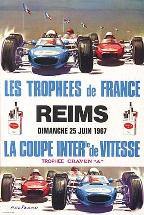 Belligond Michel - Trophées de France Reims