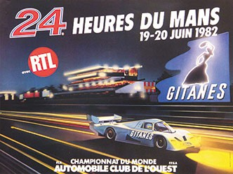 Anonym - 24 heures du Mans