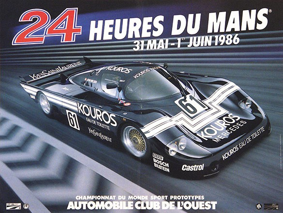 Anonym - 24 heures du Mans