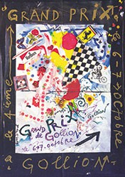 Tinguely Jean - Grand Prix de Gollion