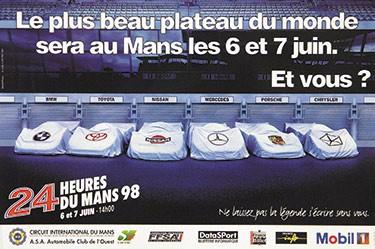 Grand Public - 24 heures du Mans