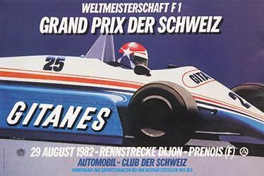 de Seynes C. - Weltmeisterschaft F1