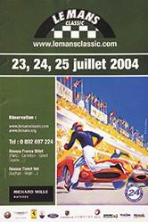Beligond Michel - 24 heures du Mans