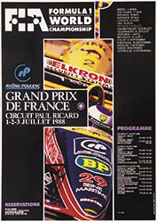 Carter Wong - Grand Prix de France