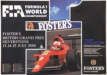 Anonym - British Grand Prix