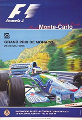 De Clerfayt Luc - Grand Prix de Monaco