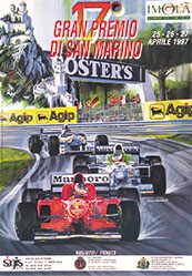 G.R. Grafica - Gran Premio di San Marino