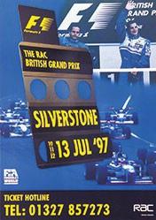 Anonym - British Grand Prix Silverstone