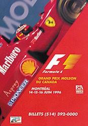 Anonym - Grand Prix Molson du Canada