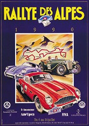 Unigraf - Rallye des Alpes
