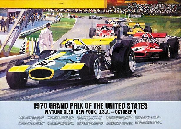 Turner Michael - Grand Prix of the United States