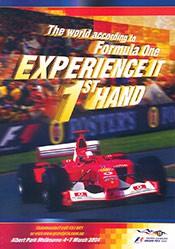Anonym - Australian Grand Prix