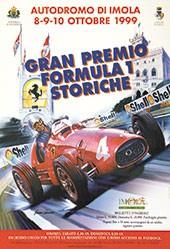 Genovini Giovanni - Gran Premio Formula 1 Storiche
