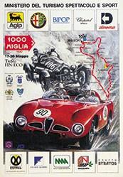 Ferreyra Basso - 1000 Miglia